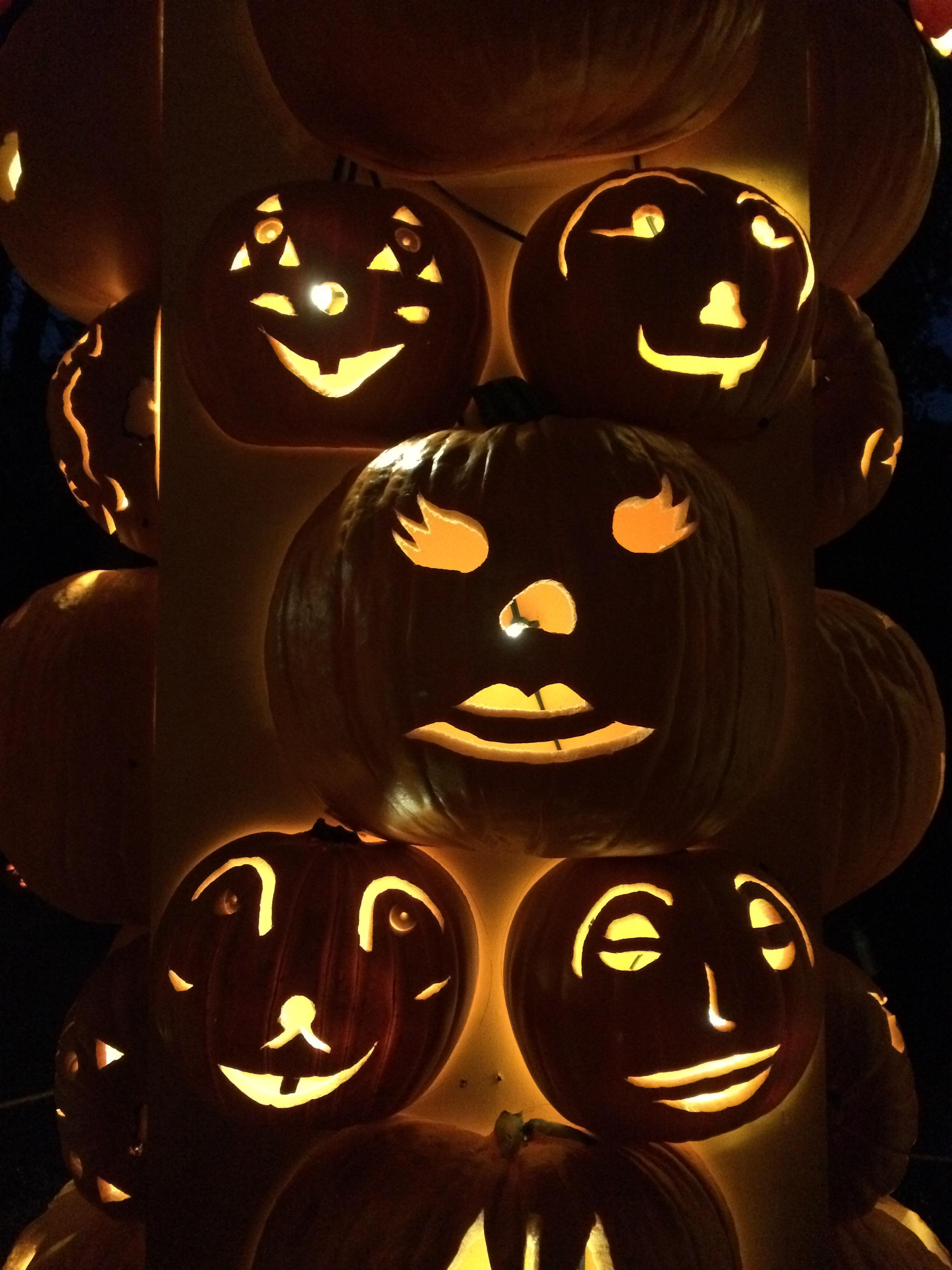 Phillip Rivers Van >> Halloween Takes Hold | MRS P ACROSS THE POND